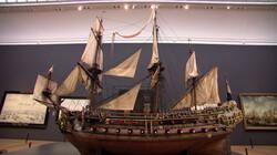 Topstukken van het Rijksmuseum: De zeevaartzaal in het Rijksmuseum