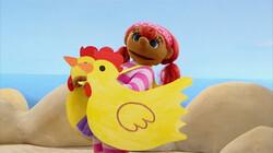 Ik ben een wipkip: Liedje uit Het Zandkasteel