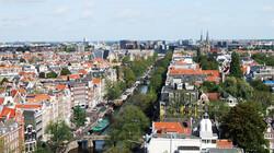 Nederland van boven in de klas: Wonen in een veilig nest