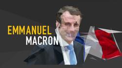De Franse president: Emmanuel Macron