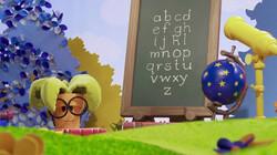 Een les over het alfabet: Van Wijze Varen
