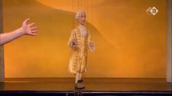 Podium Witteman in de klas: Marionettentheater