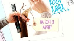De Rekenkamer in de klas: Wat kost de kapper?