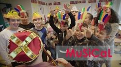 Méér Muziek in de Klas: Lang leve musical!