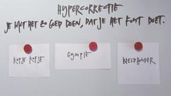 dt met JP: Wat is hypercorrectie?