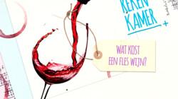 De Rekenkamer in de klas: Wat kost wijn?
