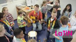Méér Muziek in de Klas: Lang leve latin!