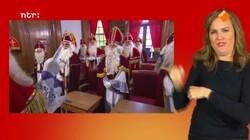 Het Sinterklaasjournaal met gebarentolk: Woensdag 22 november 2017