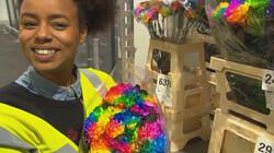 Het Klokhuis: Bloemenveiling