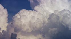 Wolken kijken: de bloemkoolwolk: Wolk vol power