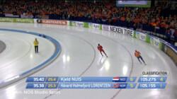 Hoe wordt de tijd gemeten bij schaatswedstrijden?: Zenders, lasers en tijdwaarnemers