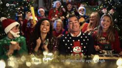 Jingle bells: Gezongen door Romy Monteiro en Jeroen van der Boom