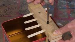 Hoppatee!: Hoe maak je een duimpiano?