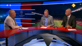 NOS UEFA Champions League: Manchester United - Galatasaray (Groep H) wedstrijdanalyse