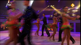 Strictly come dancing Liveshow 5