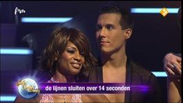 Strictly come dancing Liveshow 5: De uitslag