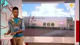 Schooltv-weekjournaal - Crisis In Spanje - Tweede Maasvlakte