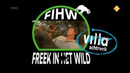 Freek In Het Wild - Olifantenweeshuis