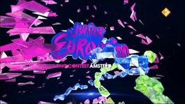 Junior Songfestival - Finale Junior Eurovisie Songfestival