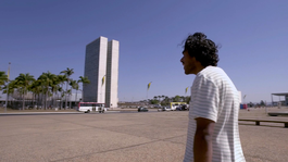 Maurice is in Brasilia
