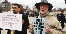 Vpro's Import - Gun Fight