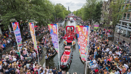 Pride Amsterdam 2019 - Canal Parade