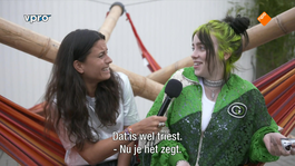 Interview met Billie Eilish