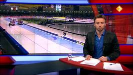 Nos Studio Sport - Nos Studio Sport - Schaatsen Nk Allround Heerenveen