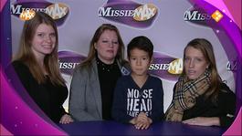 Missie Max - Kerstgroeten 2012 - Blok 6