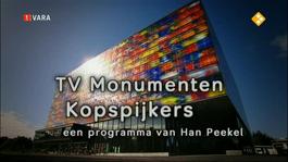 Tv Monument - Kopspijkers