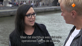 Ellie Lust spreekt met Animal Rights België over de vleesindustrie