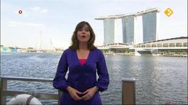Nos Koningin Beatrix In... - Nos De Koningin In Brunei En Singapore
