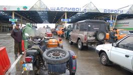Gezellig Naar De Krim - Afl. 3: De Grens Over