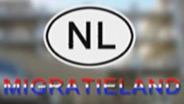 Nederland migratieland Weg van de oorsprong