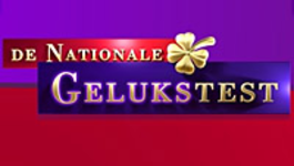 De Nationale Gelukstest - De Nationale Gelukstest