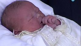 Aangifte geboorte prinses
