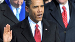 Inauguratie Barack Obama - Nos Inauguratie Barack Obama