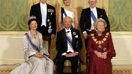 Staatsbezoek Zweden - Nos Staatsbezoek Zweden