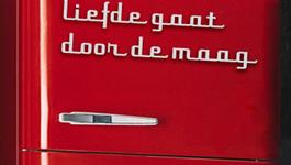 Liefde Gaat Door De Maag - Vrienden Voor Het Leven (gepaneerde Aubergines).