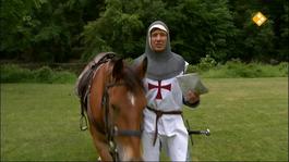 Helden En Herrieschoppers - Godfried Van Bouillon, De Ridder Op Kruistocht
