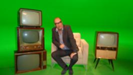 De Tv Jaren Van... - Bart Chabot