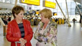 Dekselse Dames - Schiphol
