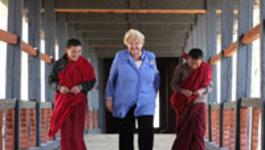 Erica Op Reis - Bhutan