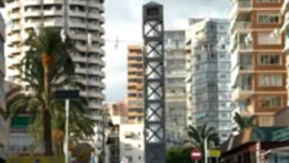 Dokters aan de Costa Geblesseerde voet door klootschieten