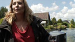 In Het Oog Van De Orkaan - Angela Groothuizen