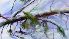 Schilderen Met Gary Jenkins - Sneeuwkonijn