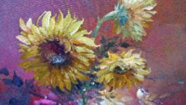 Schilderen Met Gary Jenkins - 9. Een Serenade Van Zonnebloemen - Schilderen Met Gary Jenkins