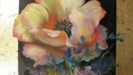 Schilderen Met Gary Jenkins - Rozen Op Het Boerenerf