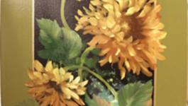 Schilderen Met Gary Jenkins - Zonnebloemen - Schilderen Met Gary Jenkins