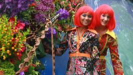 Bloemencorso - Flower Parade Rijnsburg 2013